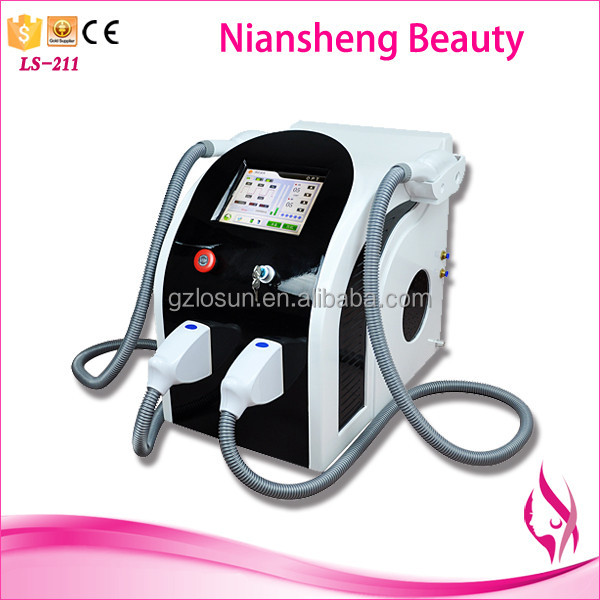 2017 new product lumenis ipl quantum for hair removal beauty machine
