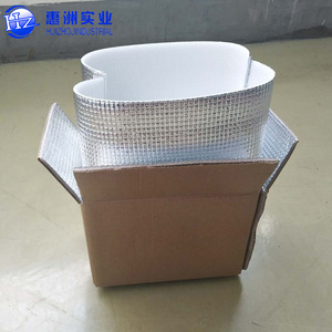 Factory price Shock Resistance isothermal bag hight quality insulated box liners custom thermal break 3d box liners