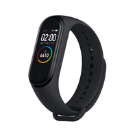 Xiaomi Mi Band 4 Smart Miband 4 Bracelet Heart Rate Fitness 135mAh Color Screen Waterproof Level 5ATM Mi Band 4 Xiaomi