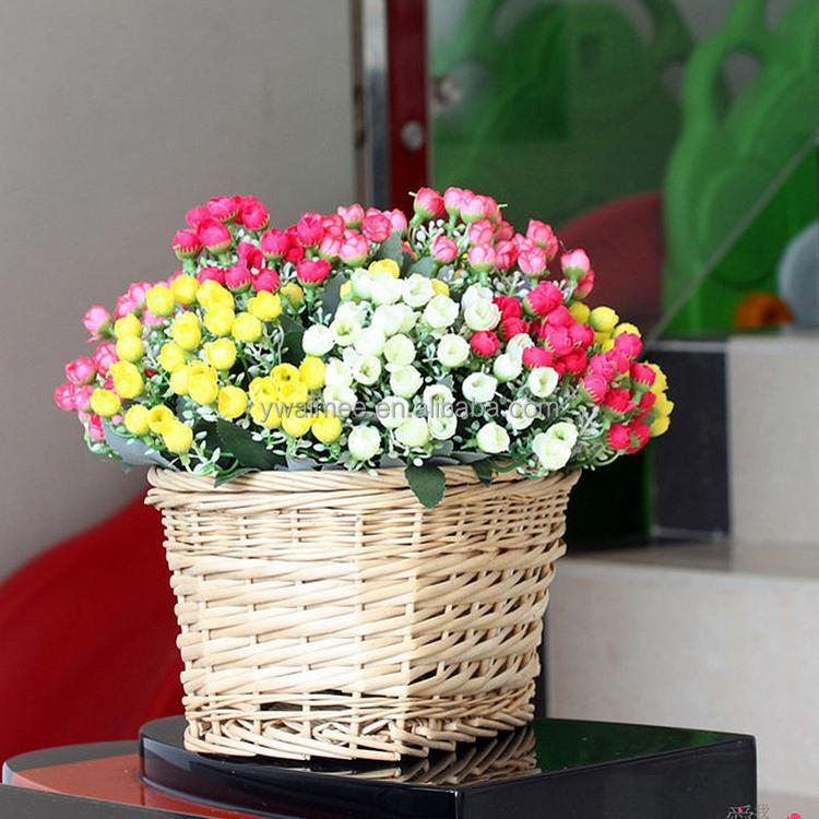 Alibaba & Wholesale Decorative Plastic Flower PotsDescription Rose FlowerArtificial Flowers Imported From China(am-881444-1) - Buy Artificial Flowers Imported ...