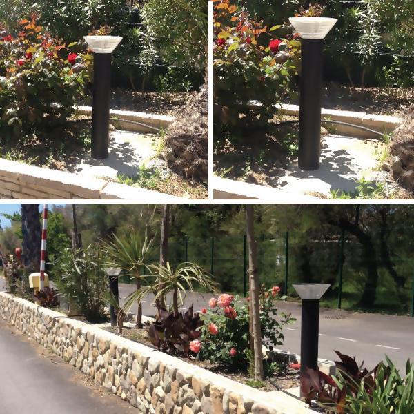 Beautiful Lampe Solaire Jardin Haut De Gamme Images - House Design ...