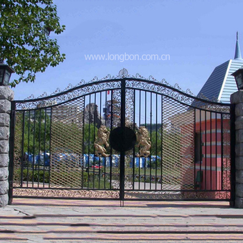 Simple And Antique Wrought Iron Main Gate Designs In Sri Lanka Buy