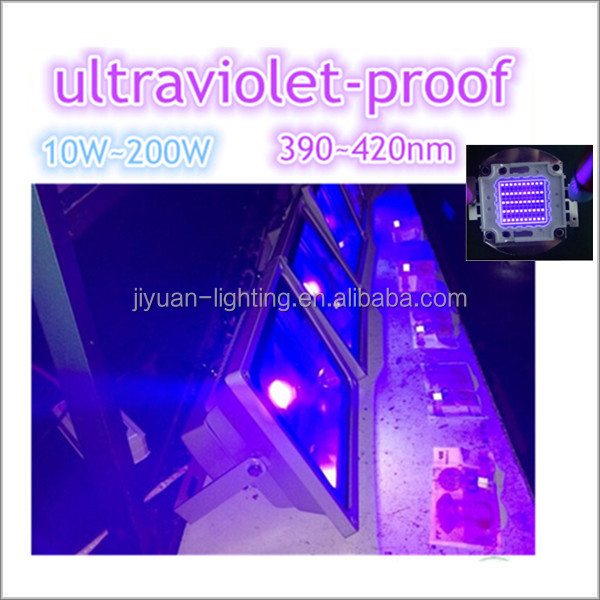290nm ultraviolet led flood 10W-200W available factory price