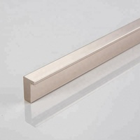 High quality OEM ODM modern aluminum living room kitchen cabinet drawer handles