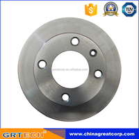 DF1122 best quality car brake rotor for Citroen