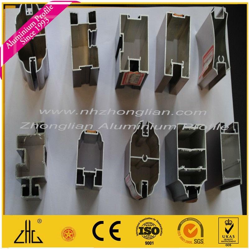 Wow aluminium rail pour porte coulissante stacker for Fabricant porte et fenetre