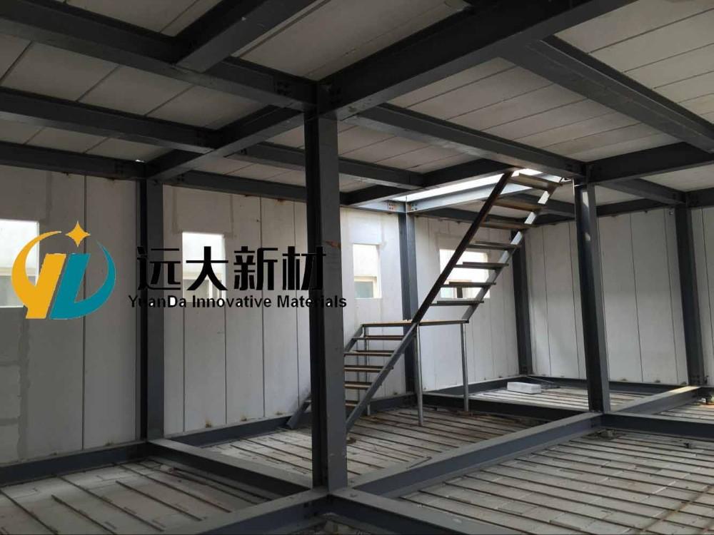 Exterior Aac Precast Concrete Slab Wall Floor Paneling