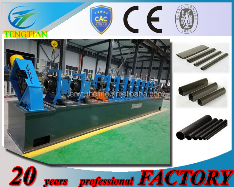 big carbon steel tube mills for 219-510mm