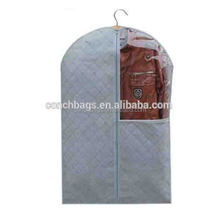 New design hight quality customized non woven fabric suit cover garment bag