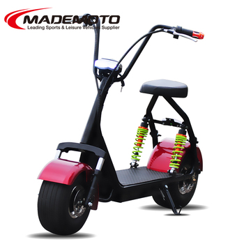 1000w 1500w big wheel electric scooter motor with samsung for Big wheel motor scooter