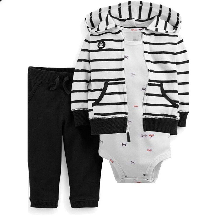 kids clothes delicate infant baby 3pcs set baby clothing sets newborn