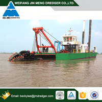 20 inch 5000m3 Cutter Suction Dredger Ship for Coastal Dredging