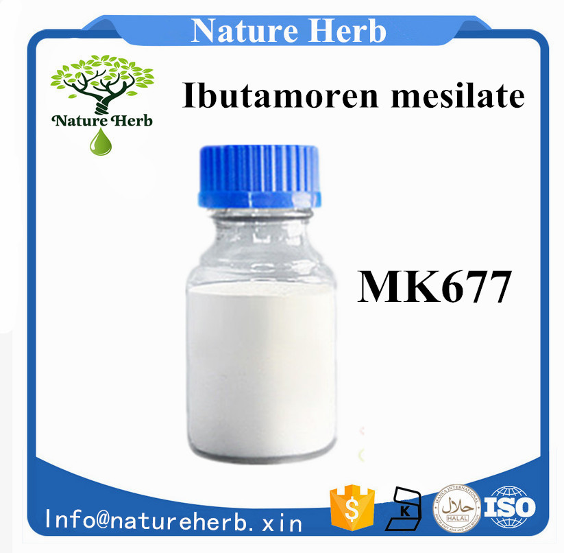 Sarms mk-677 ibutamoren capsules For Bodybuilding, View mk-677 capsules,  Nature herb Product Details from Xi'an Nature Herb Bio-Tech Co , Ltd  on