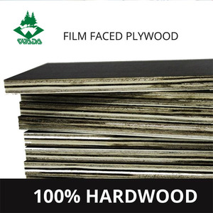 9mm 12mm 15mm 17mm 18mm 21mm film faced plywood