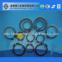Stainless steel DIN471 DIN 472 internal circlips / snap rings
