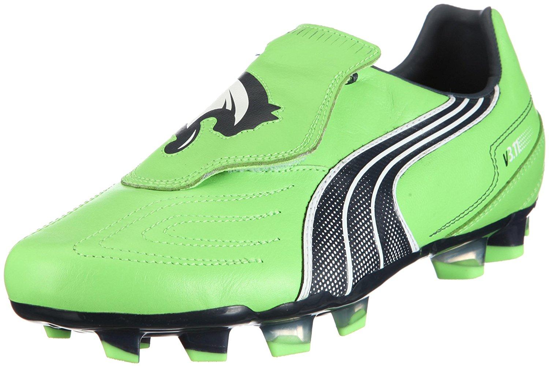 64abdc4361b Get Quotations · Puma V3.11 i FG Mens Leather Soccer Boots   Cleats