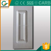 Natural Wood Cabinet Veneer Skin / Veneer Laminated Wood Door