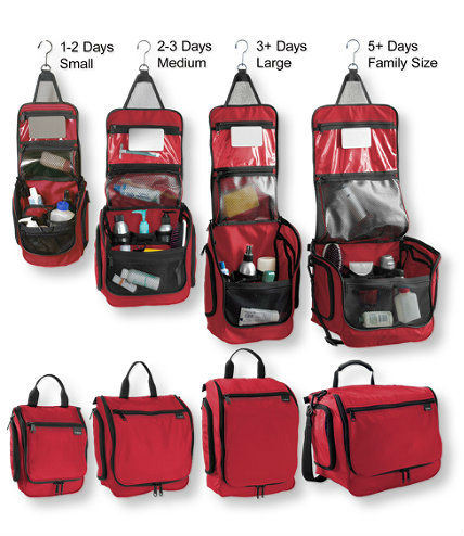 Travel Personal Organizer Toiletry Bag