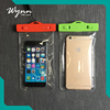 New full cover mobile use pvc waterproof case for phone and wallet bag waterproof sports bag
