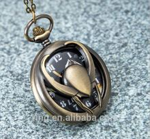 New Style Loki Thor Pocket Watches with Chain Aolly Antique Digital Pocket Watch In Bulk Cheap Wholesale Steampunk Pocket Watch