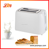 Mini 2 slice toaster with cool touch housing can auto pop up