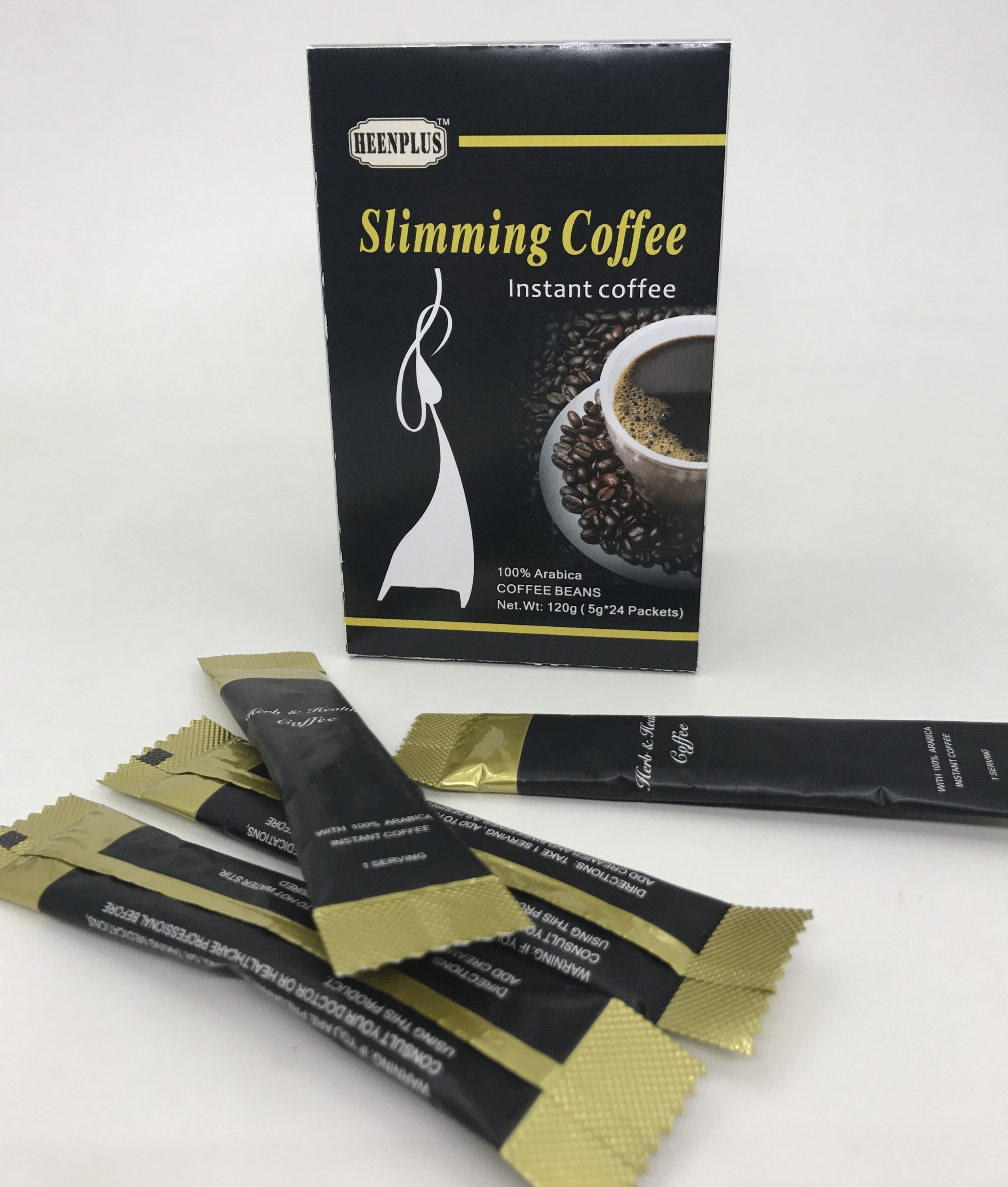 Heenplus Diet Slimming Coffee-Natural Weight Loss Coffee