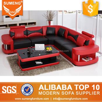 American Style Modern Simple Design Living Room Leather Corner Sofa Set -  Buy Simple Design Sofa Set,Living Room Set Furniture,Modern Leather Sofa ...