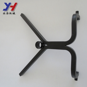 Factory customized high precision disabled only wheelchair stainless steel support as your drawing