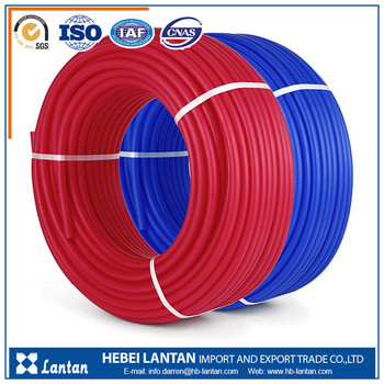 best quality PEX pipe for potable water and radiant heating