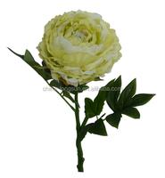 LSD-1611292030 3 heads artificial peony flower white/buy fake flowers online