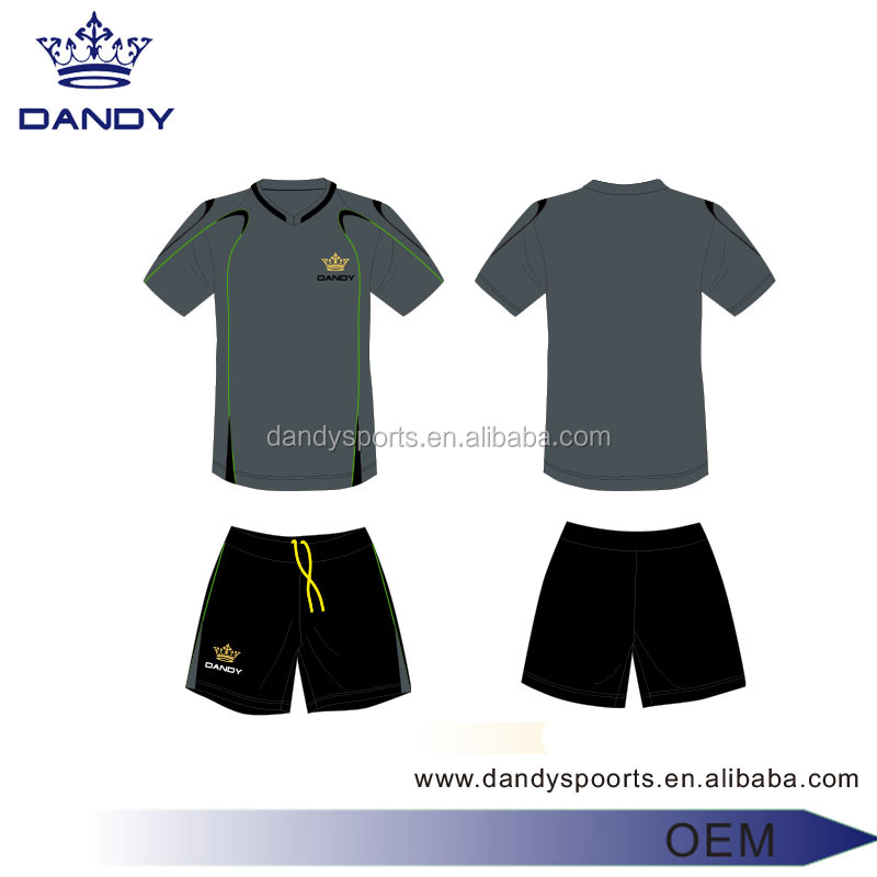 hot selling custom made soccer jersey set blank design cheap football shirt uniform wholesale soccer uniform kits