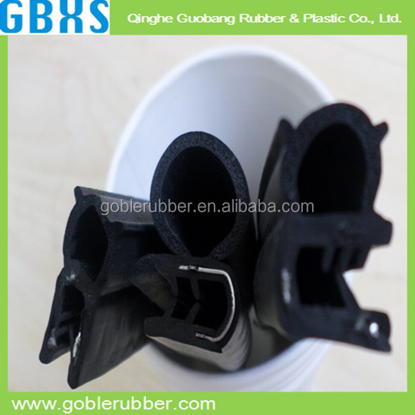 extrusion rubber seals products for car's door