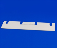 Wear Resistant Zirconia Ceramic Trimmer Blades For Fiberglass/INNOVACERA