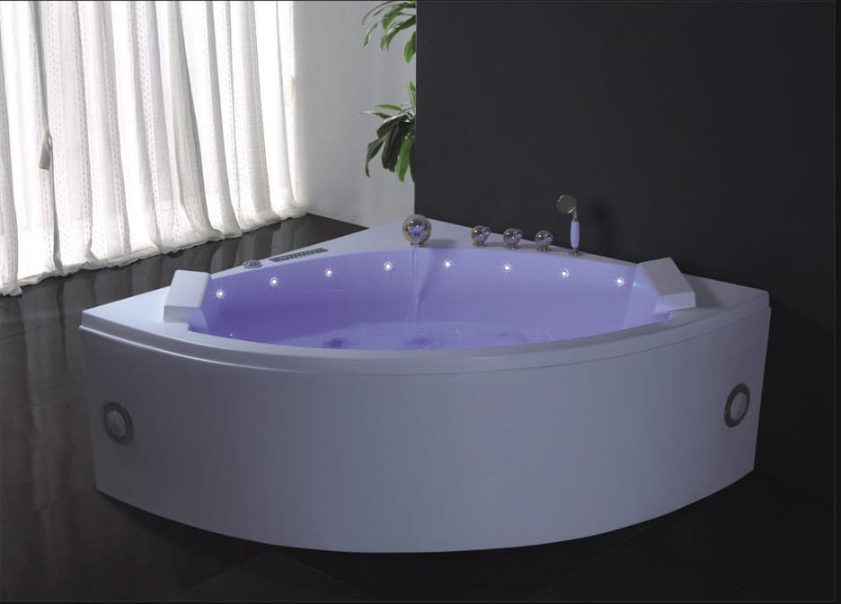 Good HS B311 Double Deep Whirlpool Therapeutic Bathtubs