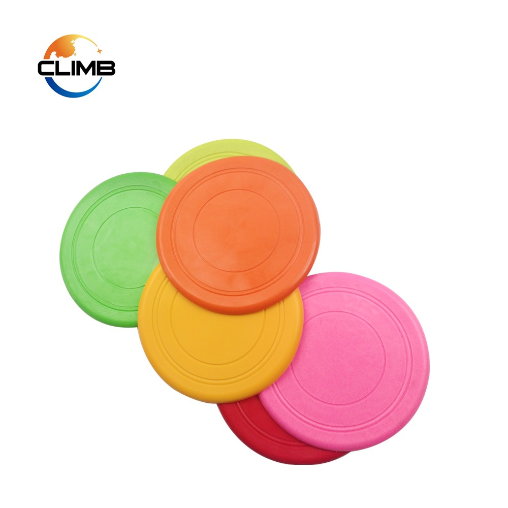 Fancy Custom Ultimate Colorful Cheap Flat Plastic Frisbee Bulk Mini Flying Disc