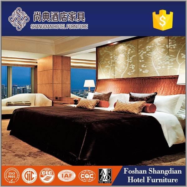 Factory best commercial hotel apartment villa furniture Best bedroom furniture stores