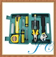 Small multi hand tool set for car repairing
