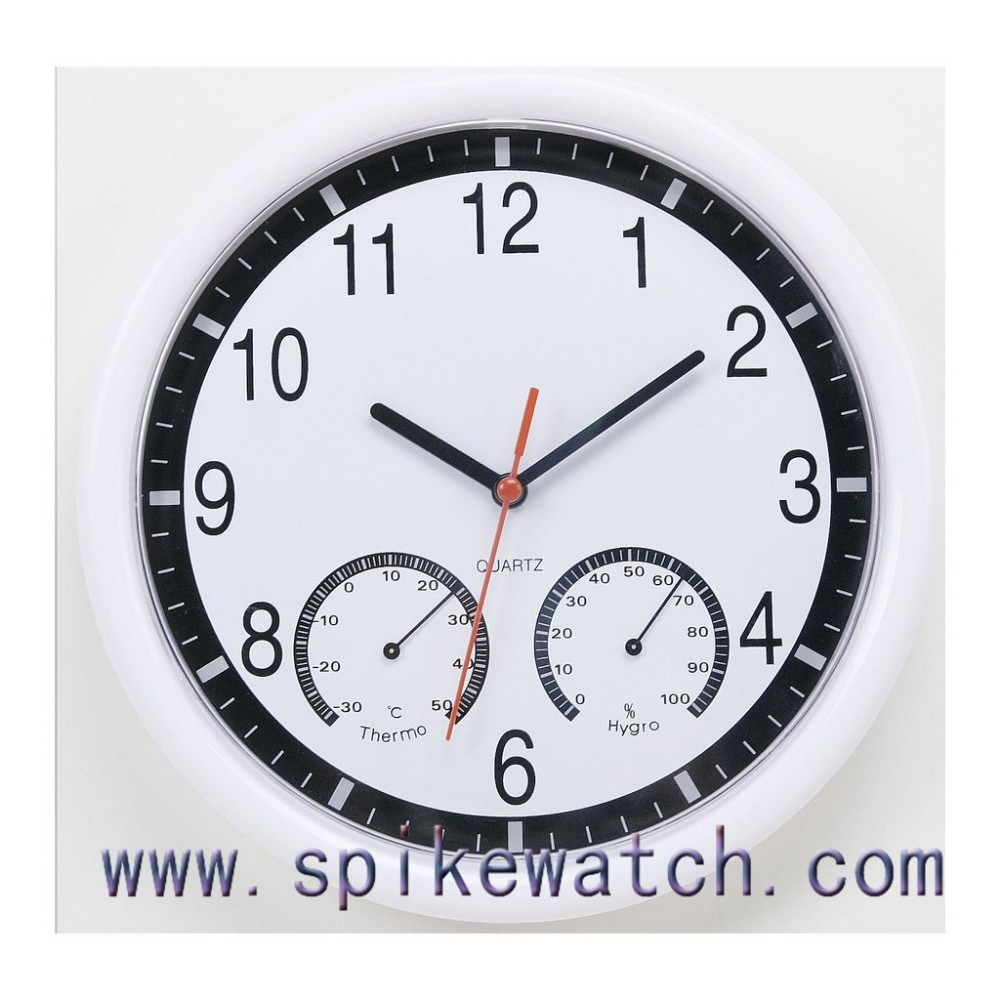Wall clock with temperature and humidity wall clock with wall clock with temperature and humidity wall clock with temperature and humidity suppliers and manufacturers at alibaba amipublicfo Choice Image