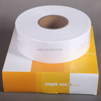 High quality Spunlace nonwoven hair removal muslin waxing roll