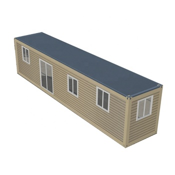 40ft Expandable Cheap Prefab Portable Cabins Low Cost Container Cabin  Garden House Used For Sale - Buy Garden Container Room,Expandable Container