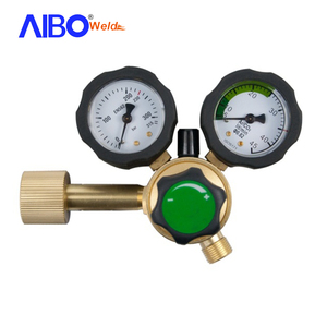 Welding purpose argon co2 gas pressure regulator with high quality