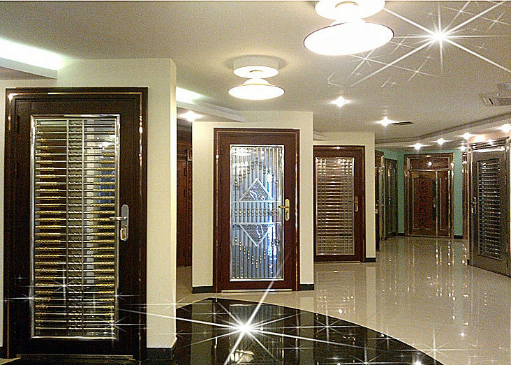 QD-SS049 Entrance Anti- theft Villa Main Stainless Steel Single Door Design & QD-SS049 Entrance Anti- theft Villa Main Stainless Steel Single ...