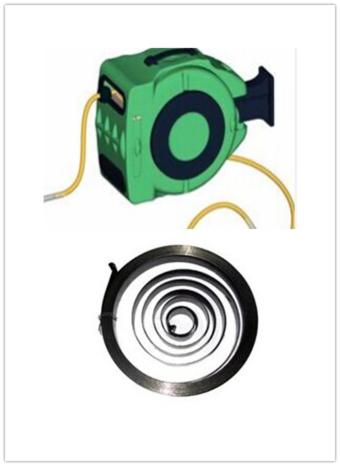 Flat Coil Spring For Retractable Air Hose Reel Buy Coil