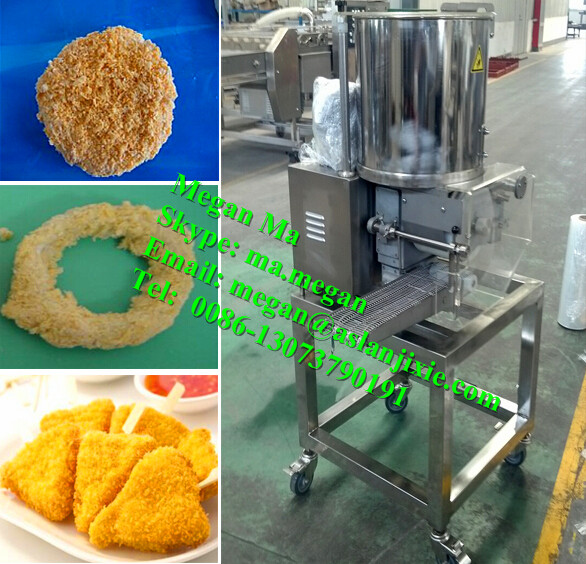 automatic meat cutlets making machine/meat kebabs making machine