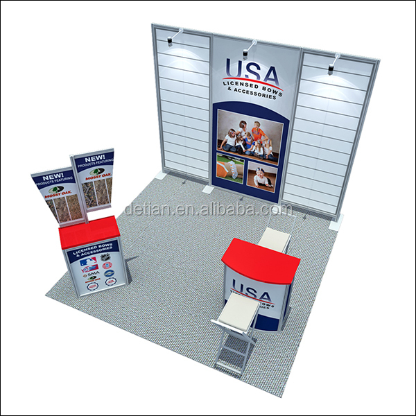 Exhibition Stand Weight : Light weight exhibition stand trade show booth