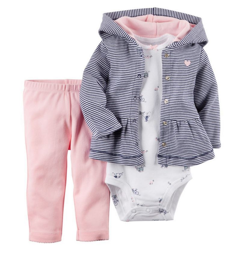 Clothing, Shoes & Accessories Carters Baby Girl Blouse 9 Months Factories And Mines Outfits & Sets
