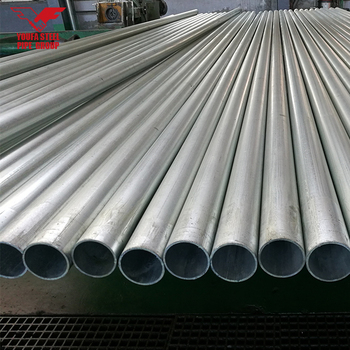 standard length of galvanized pipe  6 meter