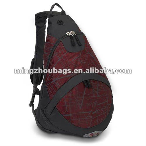 600D Backpack Laptop Sling Bags For 14 Inch