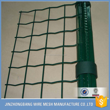 Green Vinyl Coated Welded Wire Mesh Fence, Green Vinyl Coated Welded ...