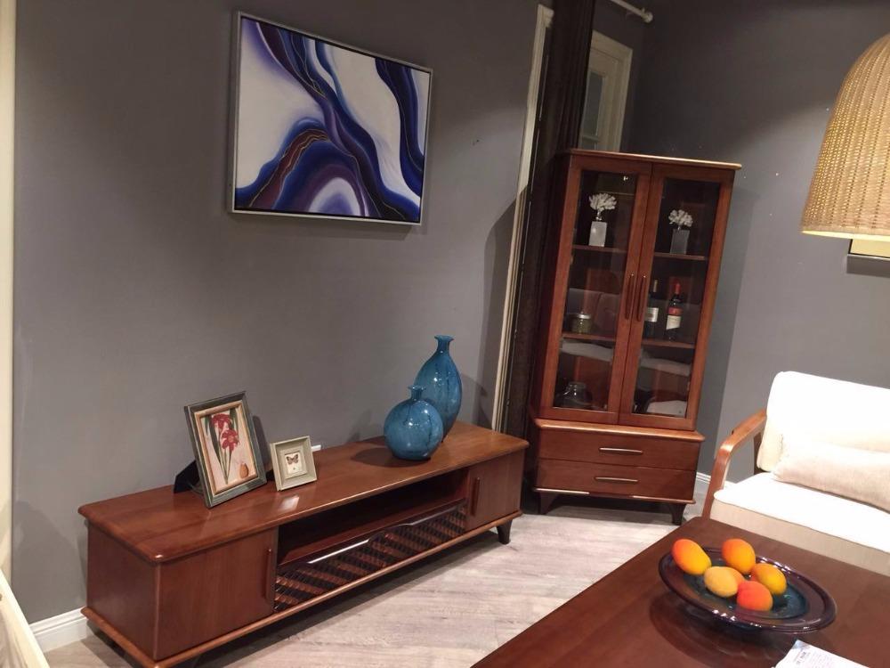 muebles para el hogar sencillo barato moderna mesa de soporte para tv